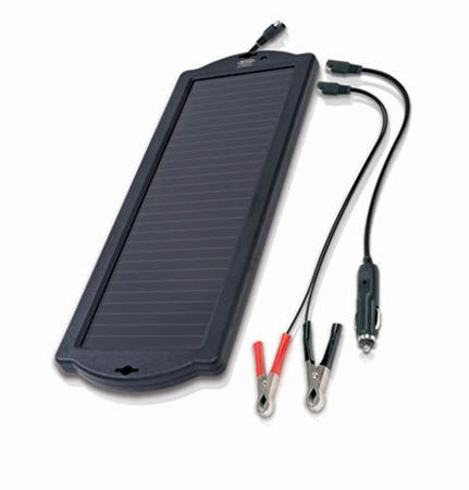 Battery Maintainer Solar Powered 12volt 1.5watt - RSP150 - Ring